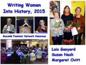 EC writing women