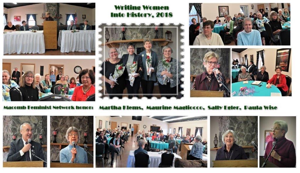 2018 Writing Women